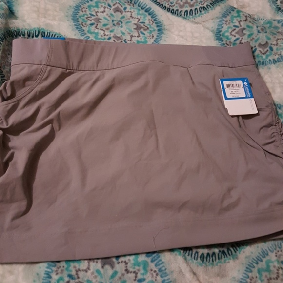 2c3468814d8 Columbia active skirt with shorts under plus size